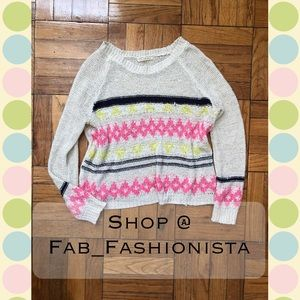 Mustard Seed Sweaters - 🔴 Stretchy sweater